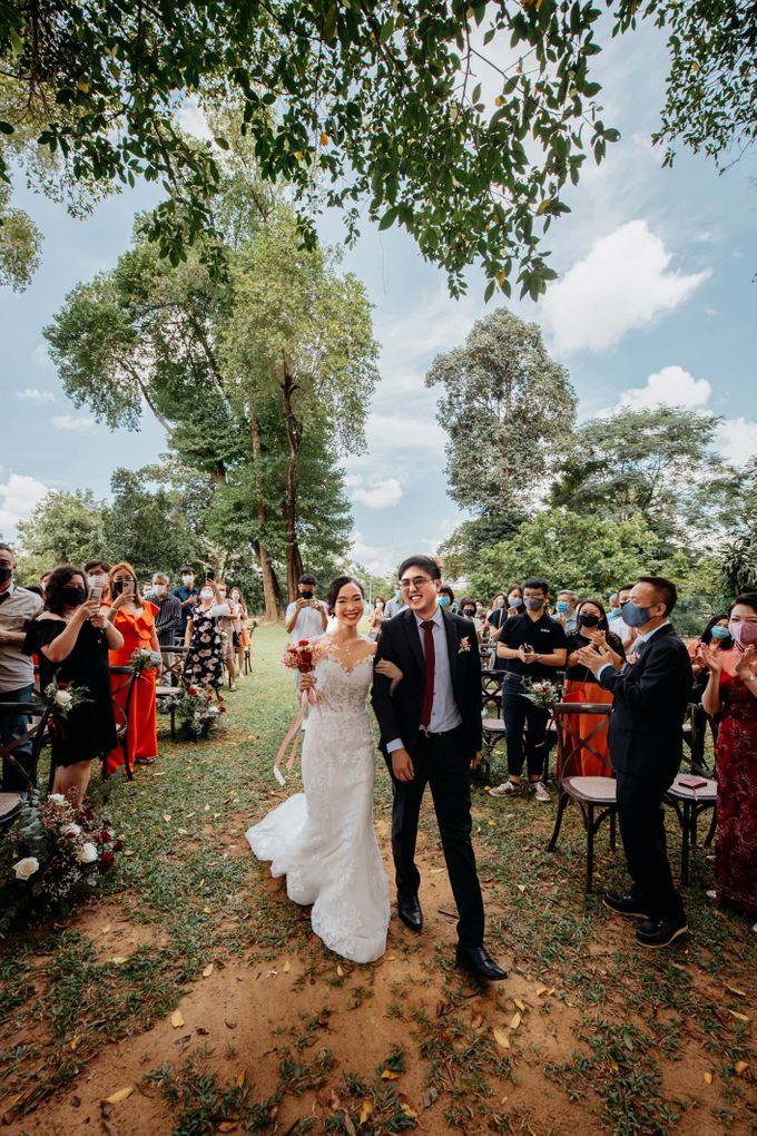 Wheeler's Estate Wedding by GrizzyPix Photography - 003