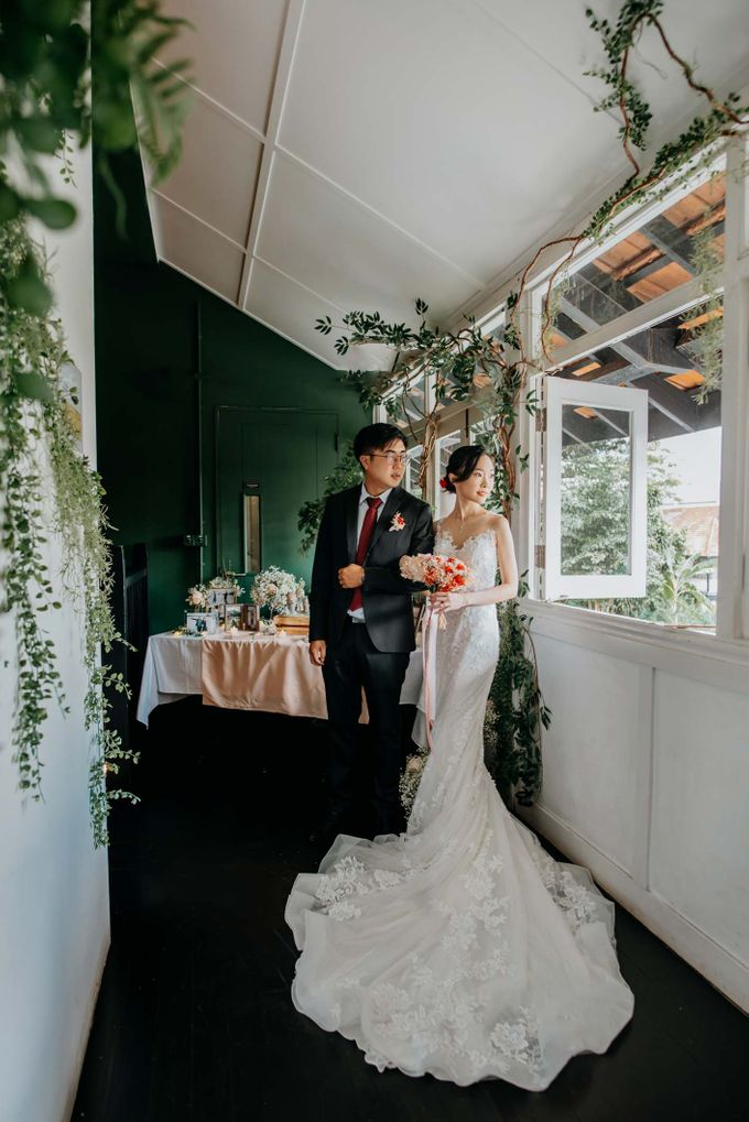 Wheeler's Estate Wedding by GrizzyPix Photography - 002