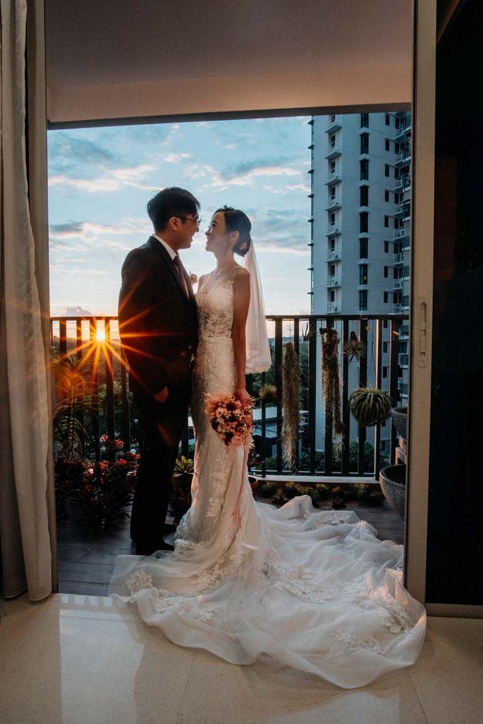 Wheeler's Estate Wedding by GrizzyPix Photography - 008