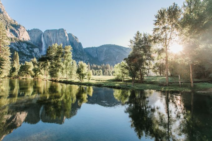 Carlo and Jane in Yosemite by Foreveryday Photography - 001