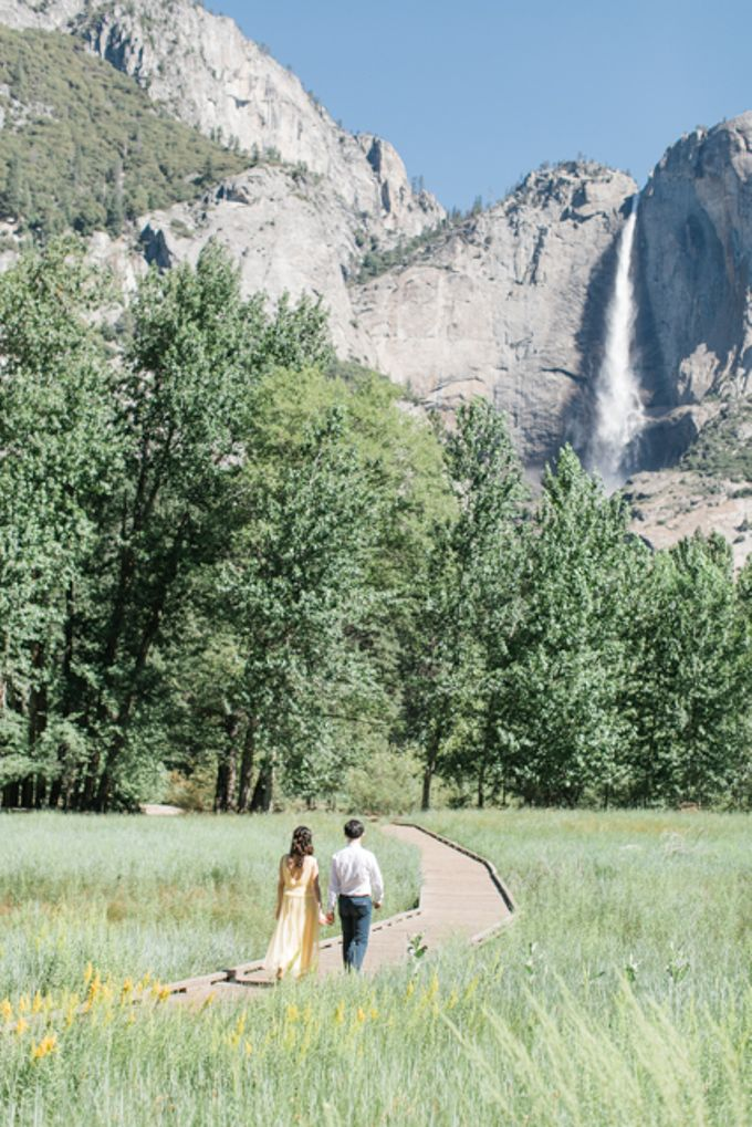 Carlo and Jane in Yosemite by Foreveryday Photography - 011