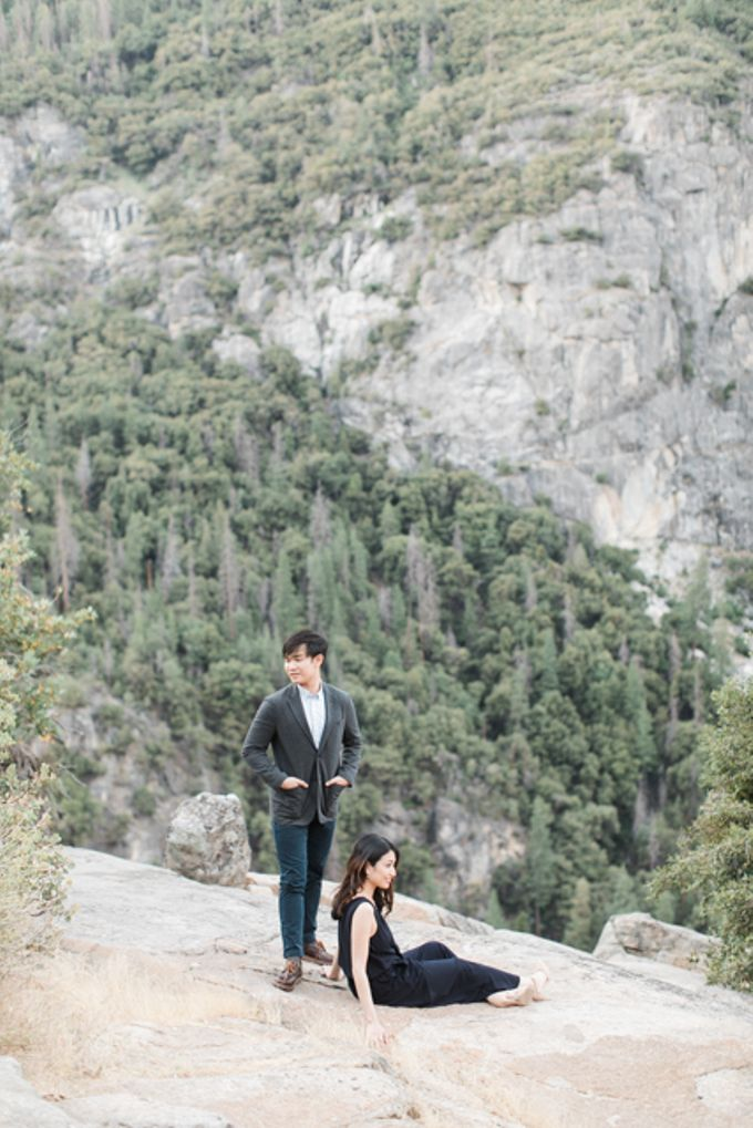 Carlo and Jane in Yosemite by Foreveryday Photography - 018