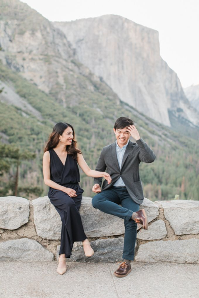 Carlo and Jane in Yosemite by Foreveryday Photography - 021