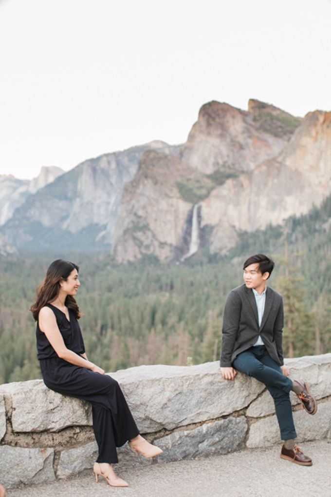 Carlo and Jane in Yosemite by Foreveryday Photography - 023