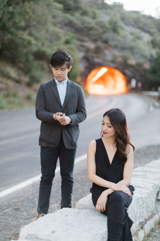 Carlo and Jane in Yosemite by Foreveryday Photography - 025