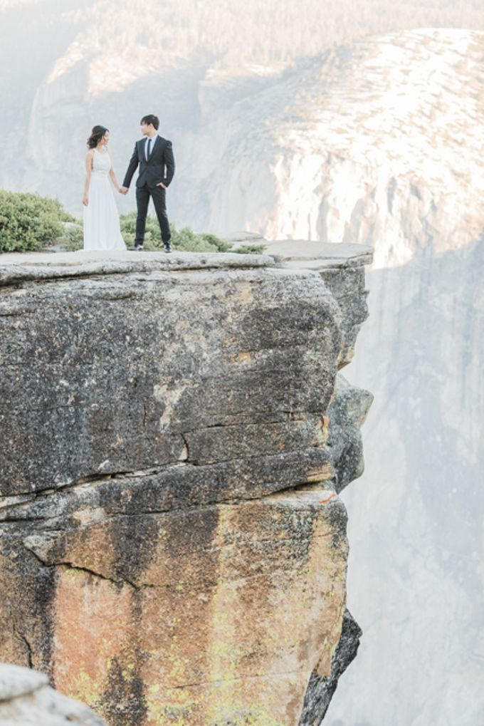 Carlo and Jane in Yosemite by Foreveryday Photography - 030