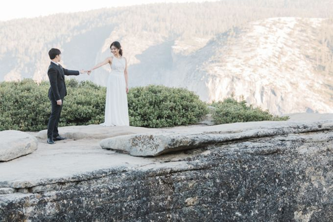 Carlo and Jane in Yosemite by Foreveryday Photography - 032