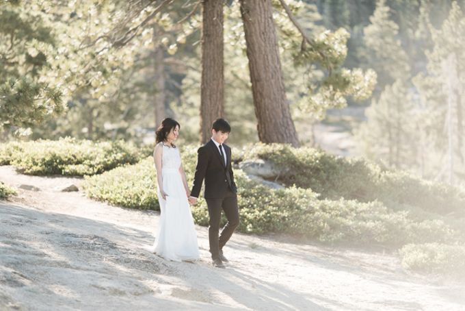 Carlo and Jane in Yosemite by Foreveryday Photography - 045