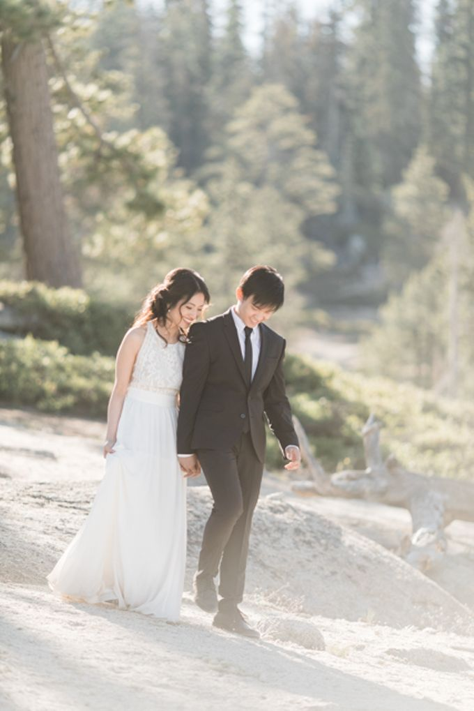 Carlo and Jane in Yosemite by Foreveryday Photography - 046