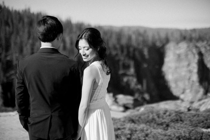 Carlo and Jane in Yosemite by Foreveryday Photography - 047