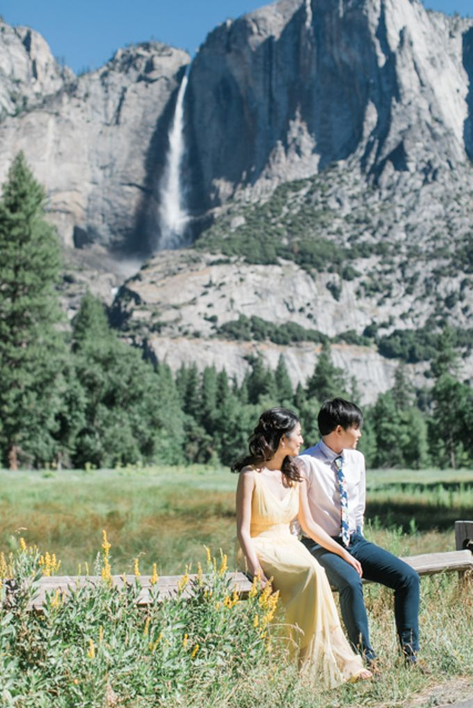 Carlo and Jane in Yosemite by Foreveryday Photography - 009