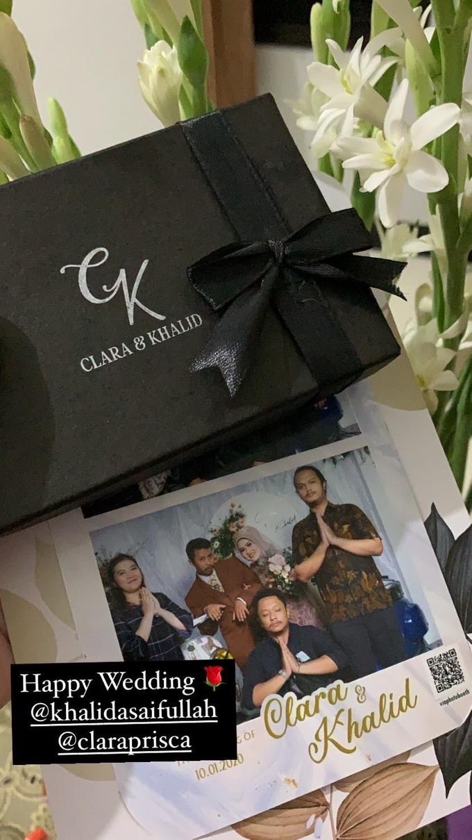 Clara & Khalid Wedding by Jane Austen Gift - 003