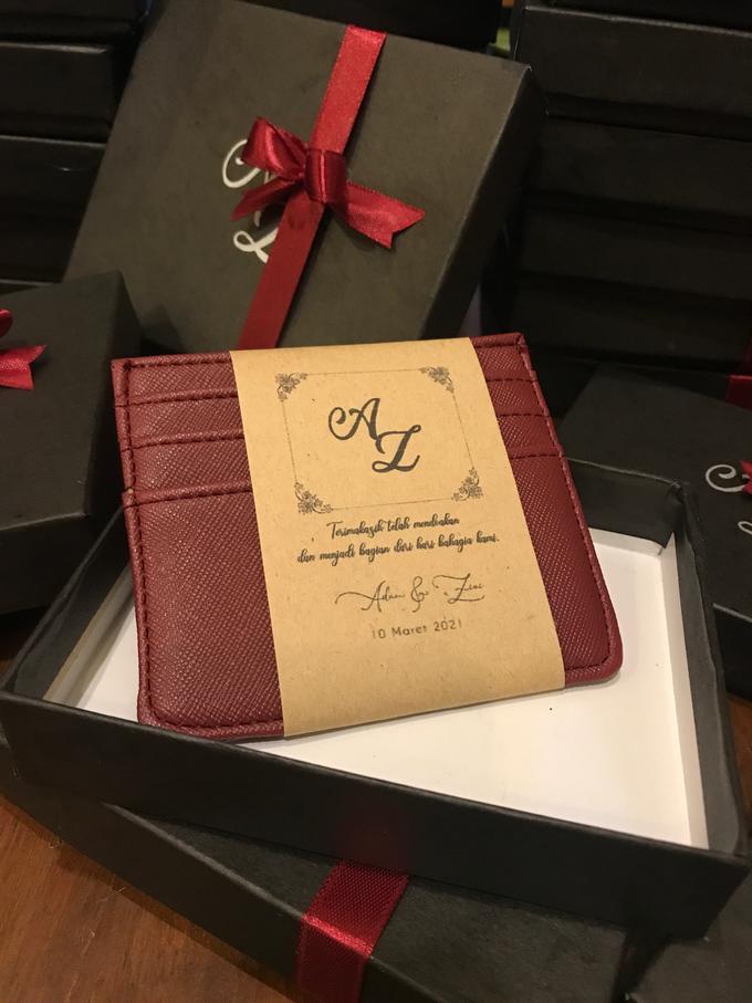 Adam and Zizi Wedding by Jane Austen Gift - 001