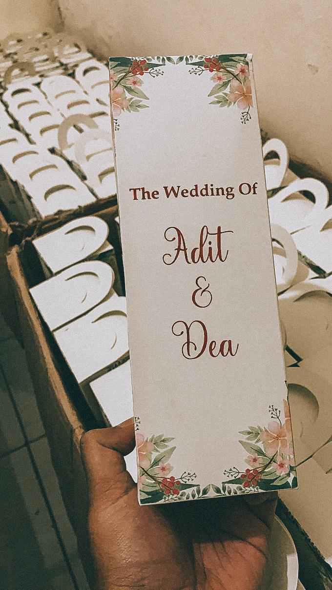 Dea & Adit Wedding by Jane Austen Gift - 001