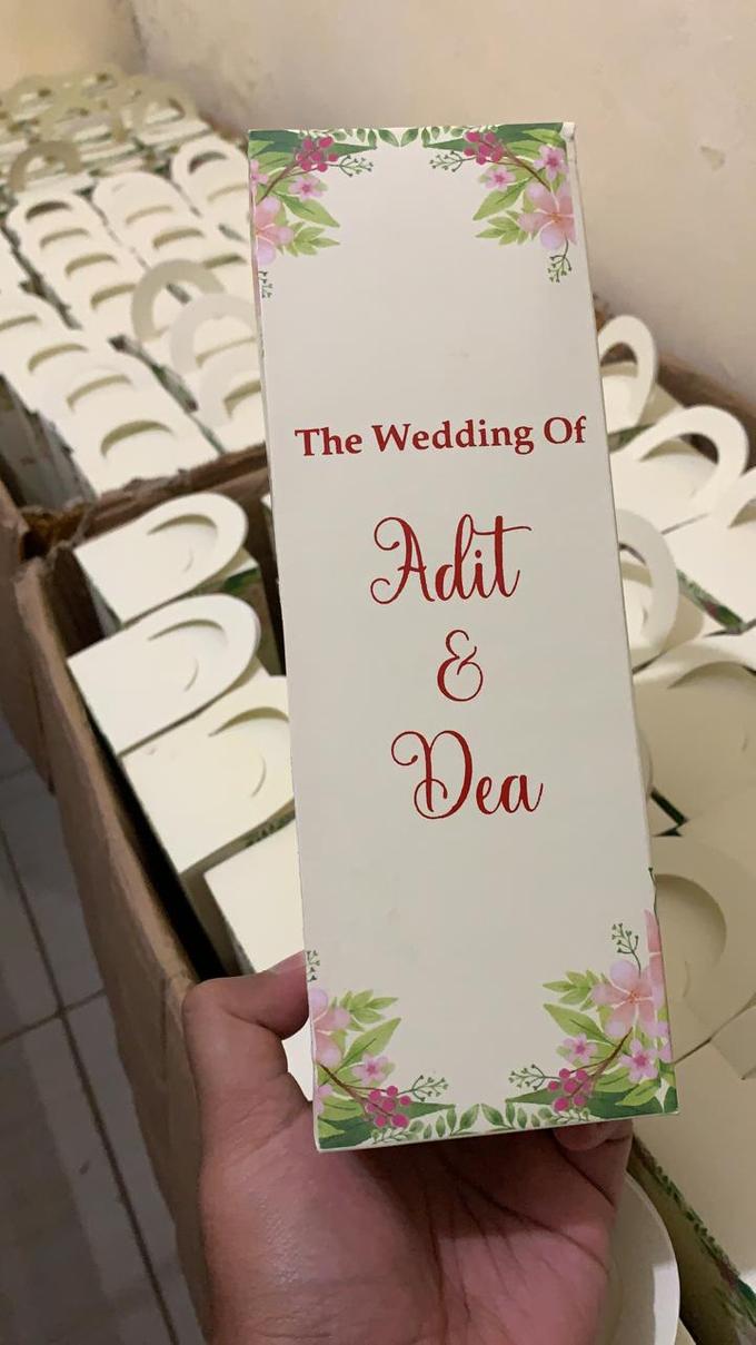 Dea & Adit Wedding by Jane Austen Gift - 002