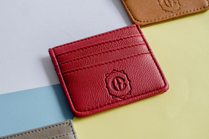 Premium basic card holder  by Jane Austen Gift - 003