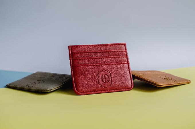 Premium basic card holder  by Jane Austen Gift - 004