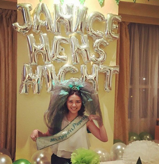 Light Up Green Veil & Sash by Woohoo Party Supplies - 001