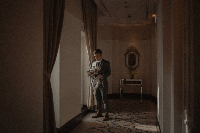 Wedding • Raymond & Lauren by Wong Hang Distinguished Tailor - 001