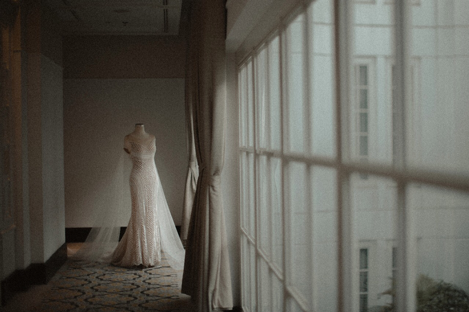 Wedding • Raymond & Lauren by Wong Hang Distinguished Tailor - 006