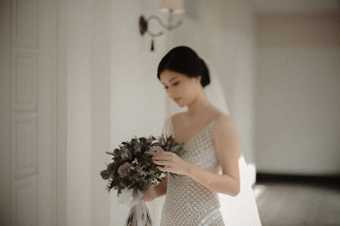 Wedding • Raymond & Lauren by Wong Hang Distinguished Tailor - 003