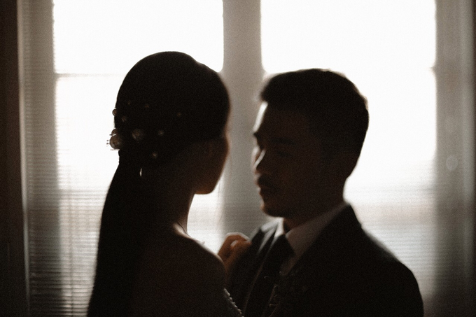 Wedding • Raymond & Lauren by Wong Hang Distinguished Tailor - 004