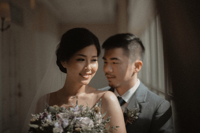 Wedding • Raymond & Lauren by Wong Hang Distinguished Tailor - 005