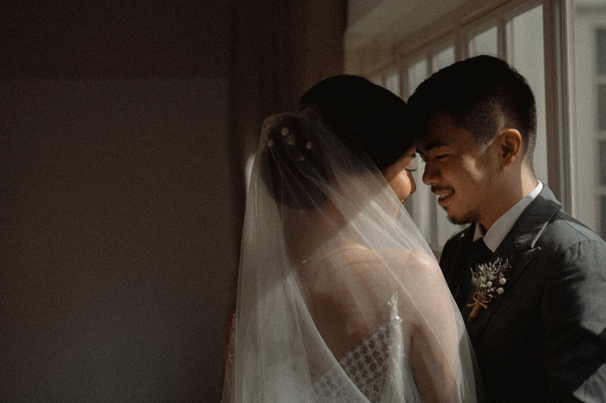 Wedding • Raymond & Lauren by Wong Hang Distinguished Tailor - 007