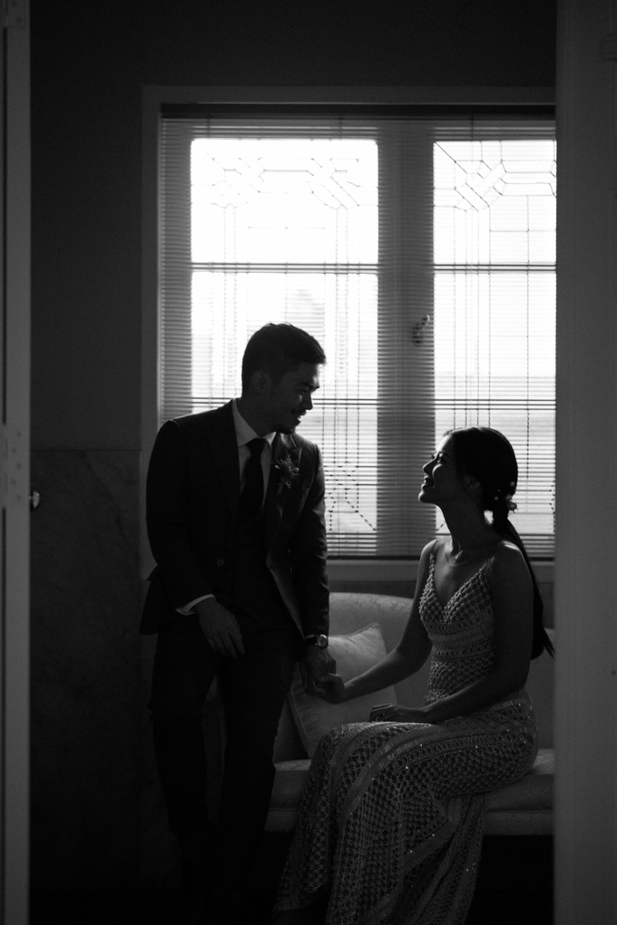 Wedding • Raymond & Lauren by Wong Hang Distinguished Tailor - 011