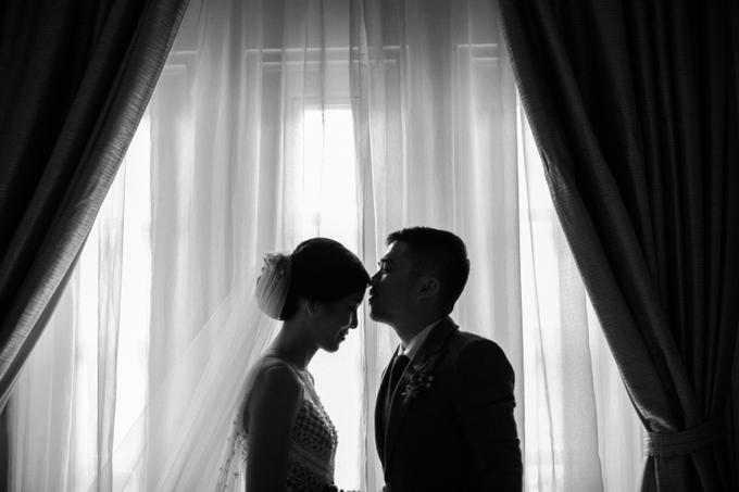 Wedding • Raymond & Lauren by Wong Hang Distinguished Tailor - 012