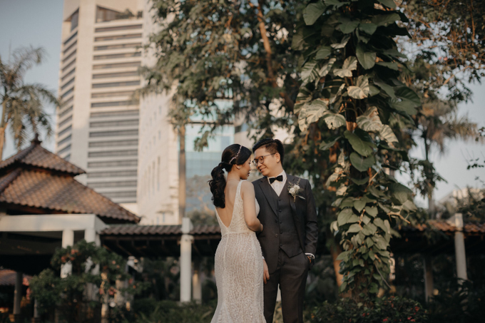 Wedding • Nicholas & Putri by Wong Hang Distinguished Tailor - 001