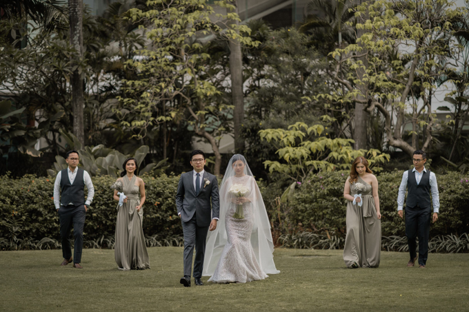 Wedding • Nicholas & Putri by Wong Hang Distinguished Tailor - 003