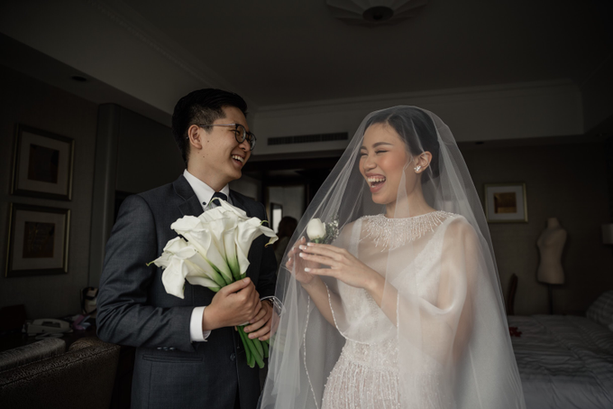 Wedding • Nicholas & Putri by Wong Hang Distinguished Tailor - 009