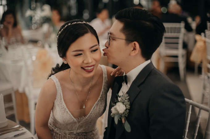 Wedding • Nicholas & Putri by Wong Hang Distinguished Tailor - 010