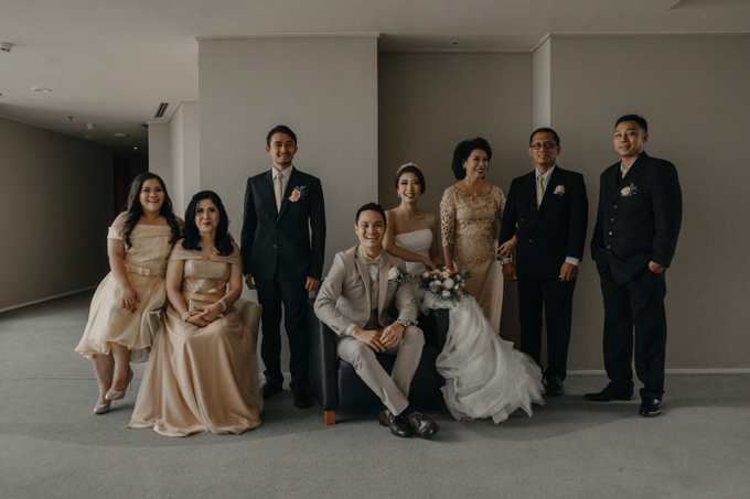 Holy Matrimony • Arnold & Vina by Vera Wang Singapore - 013