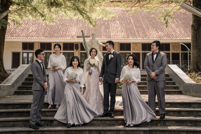 Wedding • Roy & Levina by Sisca Zh - 001