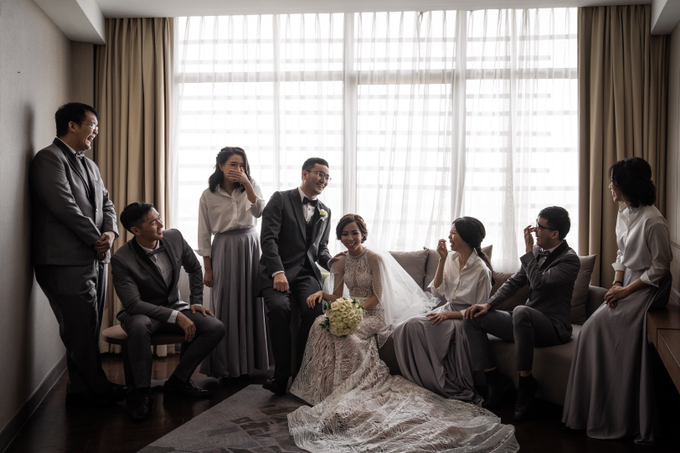 Wedding • Roy & Levina by Sisca Zh - 007