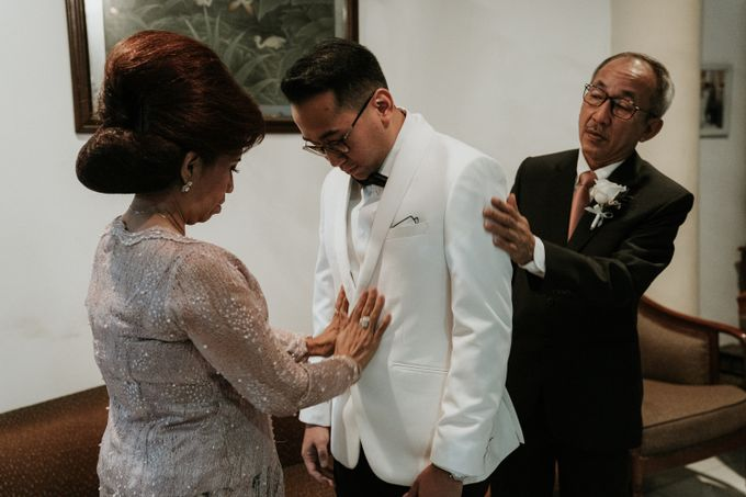 The Wedding of Dafy and Gaby by W The Organizer - 025