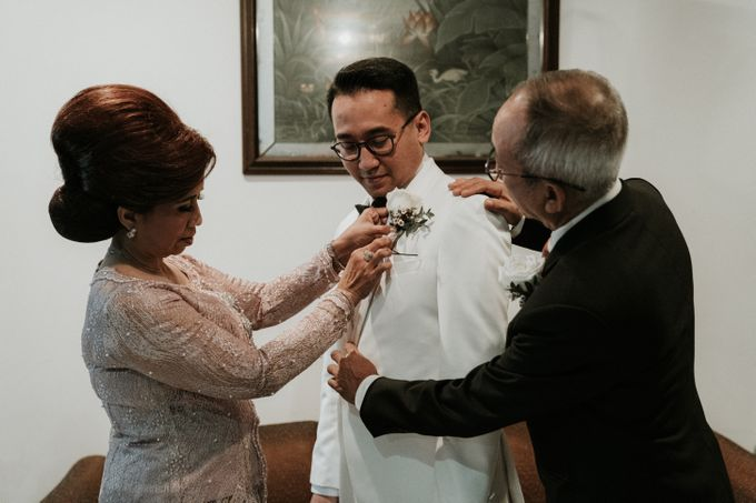 The Wedding of Dafy and Gaby by W The Organizer - 016