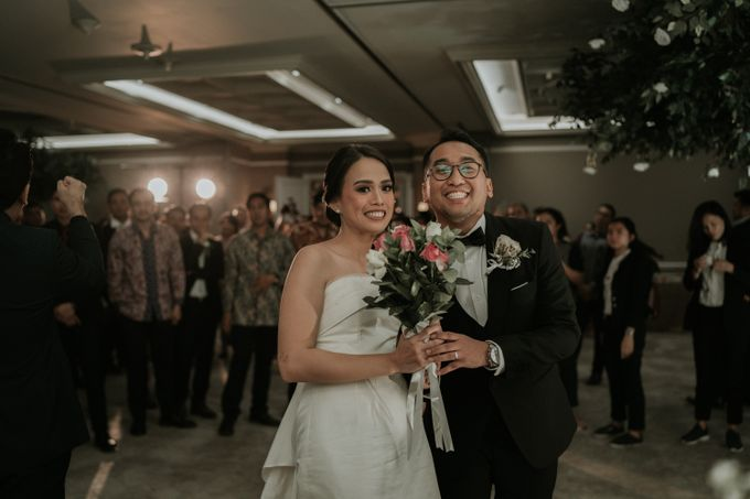 The Wedding of Dafy and Gaby by W The Organizer - 004