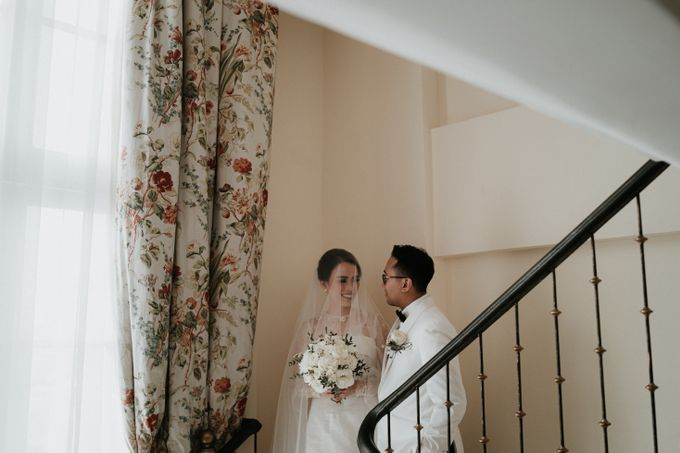 The Wedding of Dafy and Gaby by W The Organizer - 019