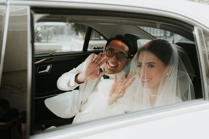 The Wedding of Dafy and Gaby by W The Organizer - 011