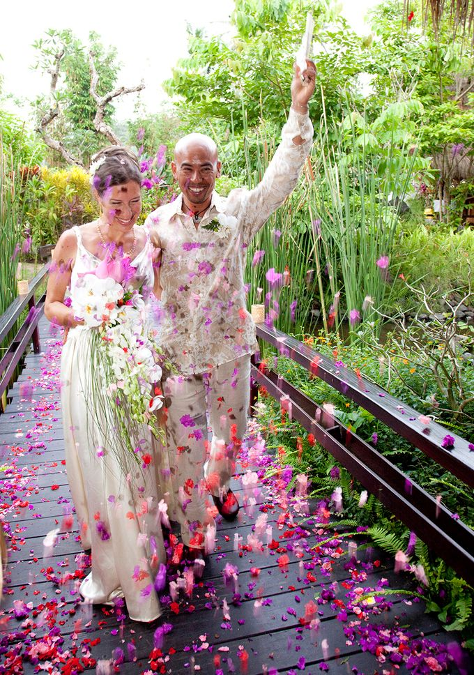 Hillary and Janur by Fivelements Bali Retreat - 007