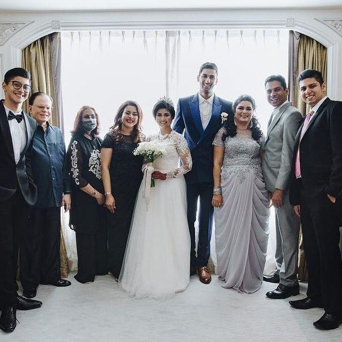 The Wedding Day of Sahil Shah & Sithara Safira by Jas-ku.com - 001