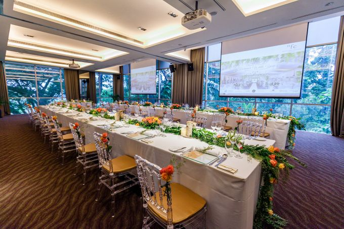 Sweet Beginnings - Weddings in the Park by Hotel Fort Canning - 009