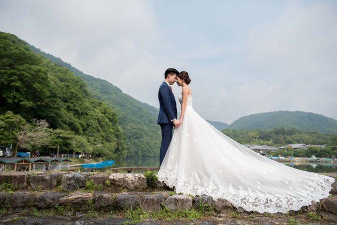 Bespoke wedding dress by Kelly's Bridals - 009