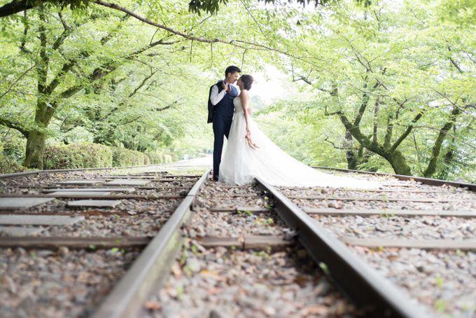 Bespoke wedding dress by Kelly's Bridals - 015