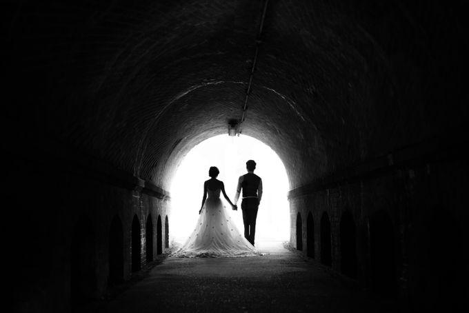 Bespoke wedding dress by Kelly's Bridals - 017