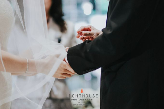 The Wedding of Jason and Joyce by Lighthouse Photography - 017