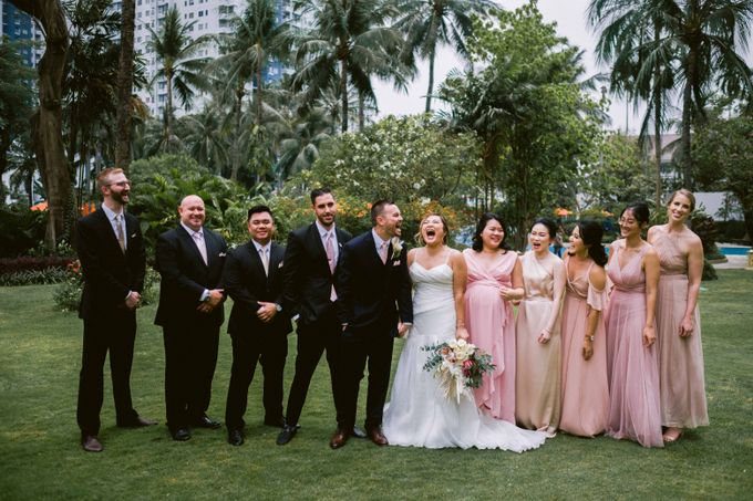 Wedding of Jason & Ellen by AS2 Wedding Organizer - 023
